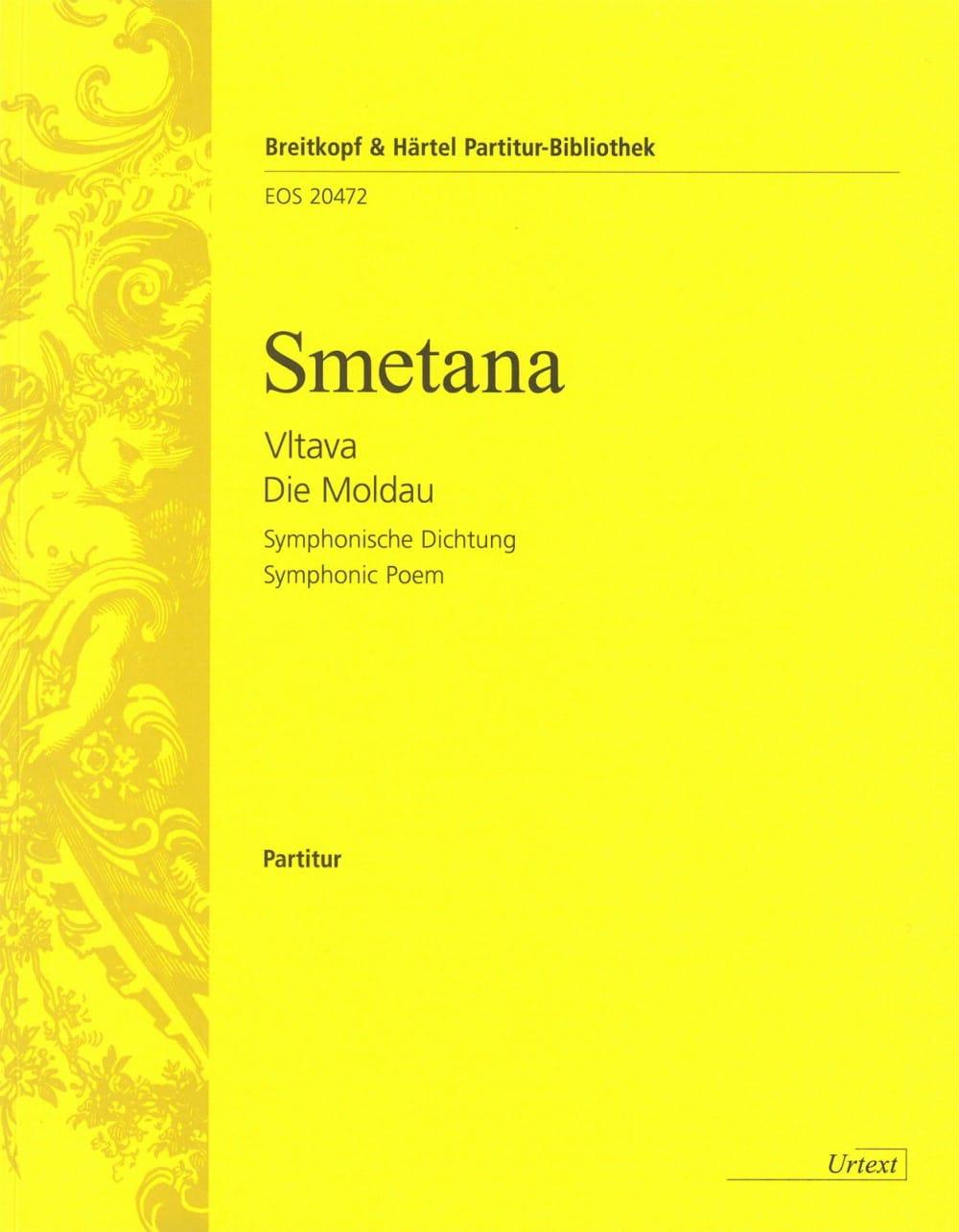 Bedrich Smetana - The Moldau - Driver - Partition - di-arezzo.co.uk
