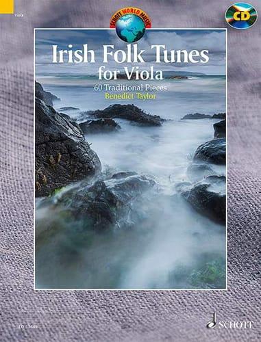 Irish Folk Tunes pour Alto - Traditionnels - laflutedepan.com
