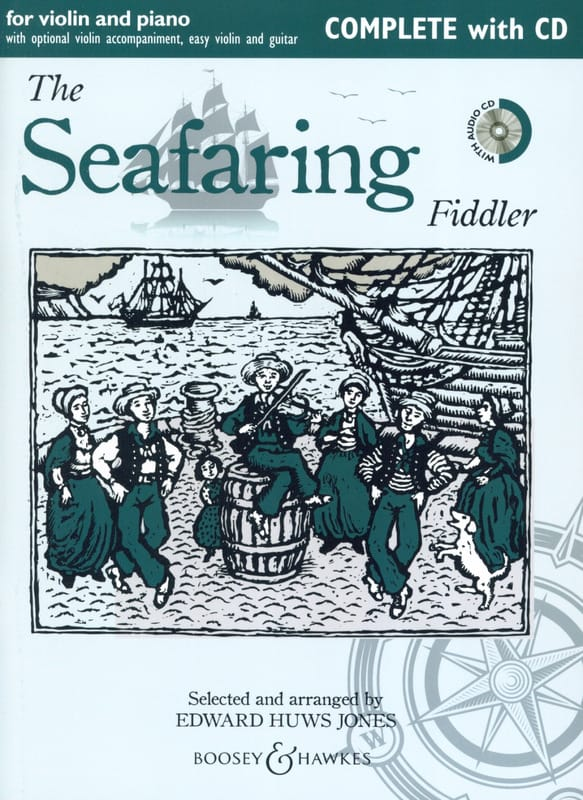 Traditionnels - The Seafaring Fiddler Complete - Violin and Piano - Partition - di-arezzo.co.uk