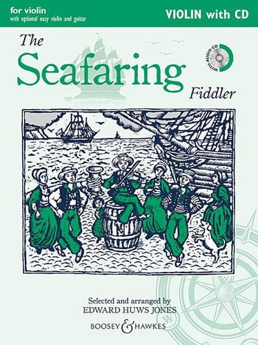 Traditionnels - The Seafaring Fiddler - Violin - Partition - di-arezzo.co.uk