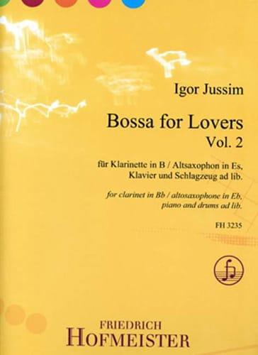 Bossa for Lovers, vol. 2 - Clarinette et piano - laflutedepan.com