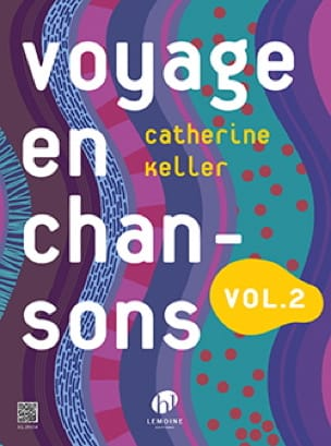 Catherine Keller - Song Travel - Volume 2 - Partition - di-arezzo.com