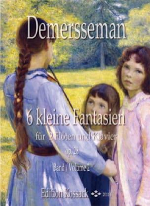 6 Kleine Fantasien op. 28 Vol. 2 - laflutedepan.com