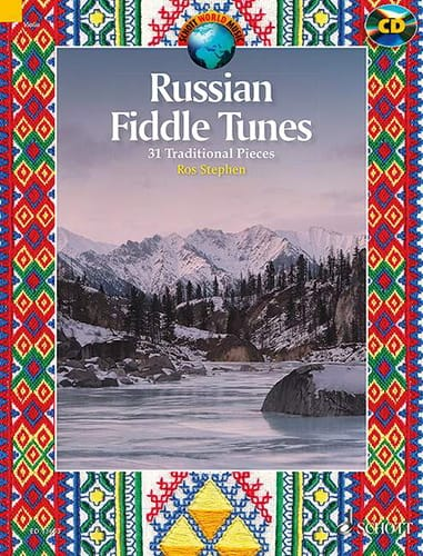 Traditionnel - Russian Fiddle Tunes - Violin - Partition - di-arezzo.com