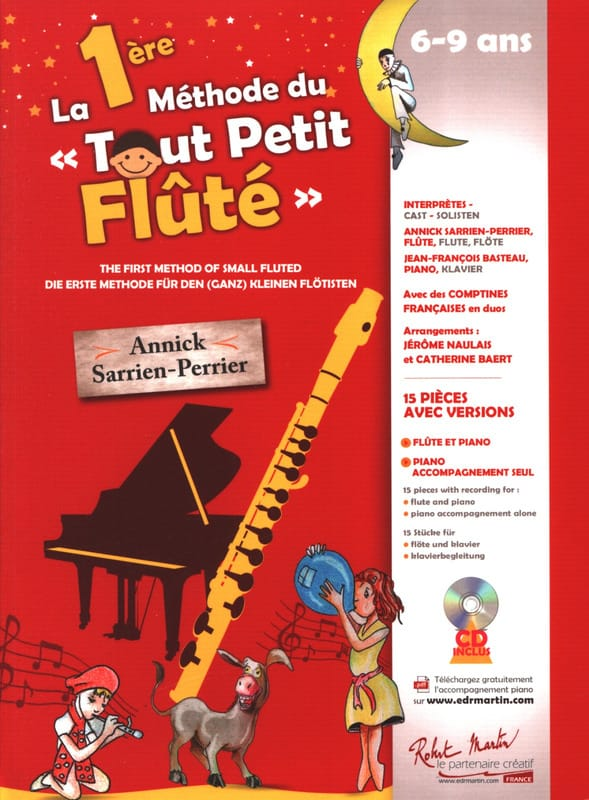 - The 1st Little Flute Method - Partition - di-arezzo.co.uk