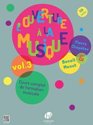 L'Ouverture à la musique - Volume 3 - laflutedepan.com