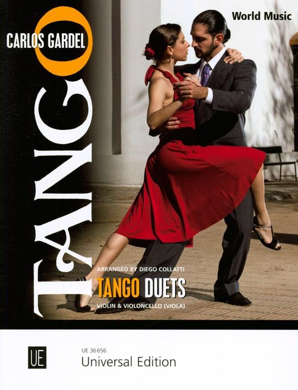 Tango Duets - Violon et violoncelle ou alto - laflutedepan.com