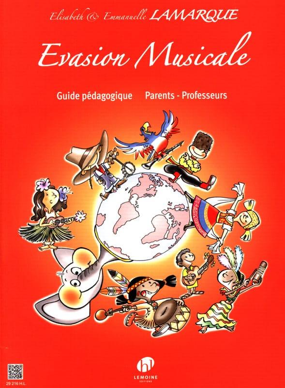 Evasion musicale - Livre du Professeur et Guide pédagogique - laflutedepan.com