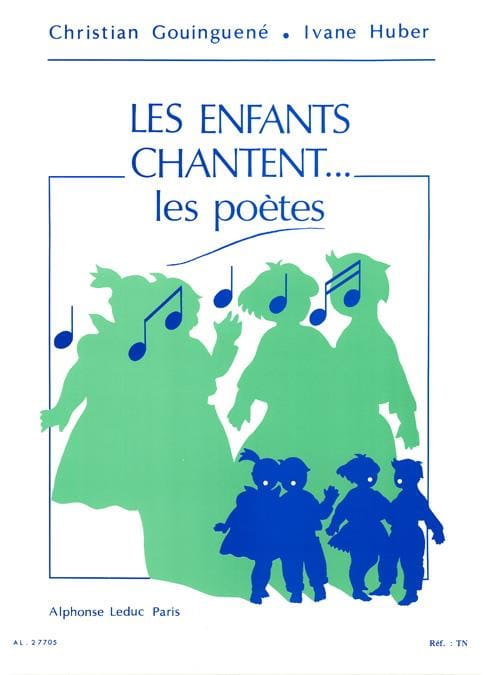 Les enfants chantent... les poètes - laflutedepan.com
