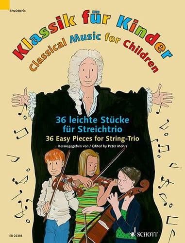 - 36 Leichte Stücke - String Trio - Partition - di-arezzo.co.uk