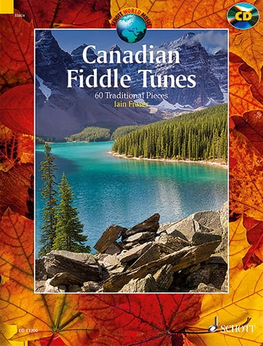 Traditionnels - Canadian Fiddle Tunes - Violin - Partition - di-arezzo.co.uk