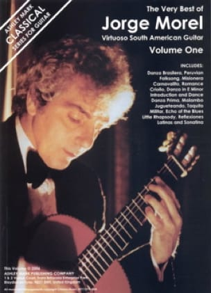 The Very best of Jorge Morel Volume 1 - Jorge Morel - laflutedepan.com