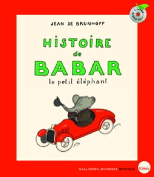 Histoire de Babar - Brunhoff Jean de - Livre - laflutedepan.com