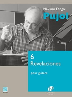 6 Revelaciones - Guitare - Maximo Diego Pujol - laflutedepan.com
