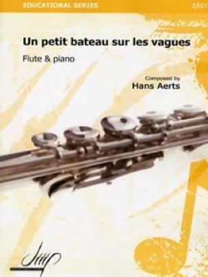 Hans Aerts - Una piccola barca sulle onde - Partition - di-arezzo.it