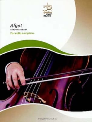 Afgot - Violoncelle et piano - Bart Snauwaert - laflutedepan.com
