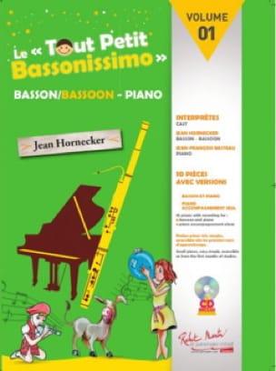- the Toddler Bassonissimo - Partition - di-arezzo.com