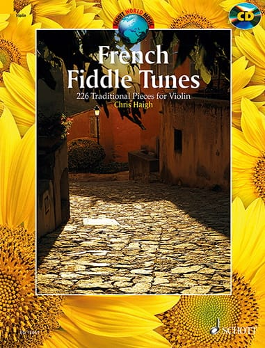 Traditionnels - French Fiddle Tunes - Partition - di-arezzo.co.uk