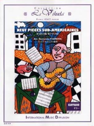 9 Pièces Sud-Américaines - Partition - Guitare - laflutedepan.com