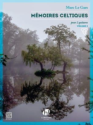 Gars Marc Le - Celtic Memories vol. 2 - 2 Guitars - Partition - di-arezzo.co.uk