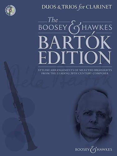 BARTOK - Duetos y tríos para clarinetes - Partition - di-arezzo.es