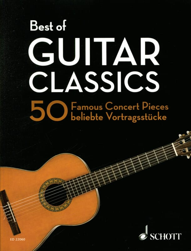 - Best of Guitar Classics - Guitar - Partition - di-arezzo.co.uk