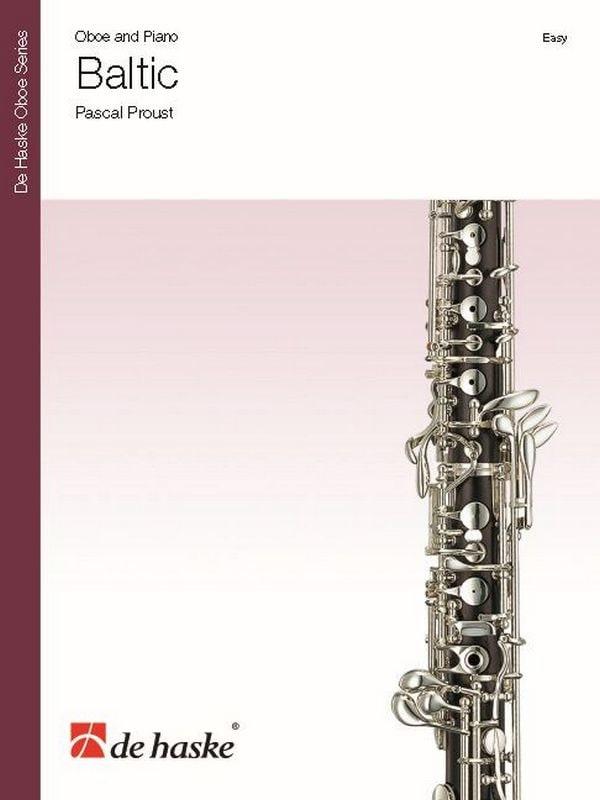 Baltic - Hautbois et piano - Pascal Proust - laflutedepan.com