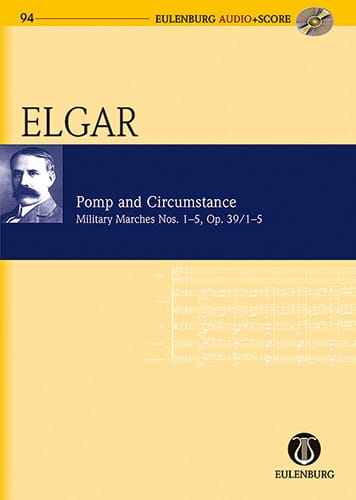 ELGAR - Pomp and Circumstance 1-5 - Conductor - Partition - di-arezzo.com