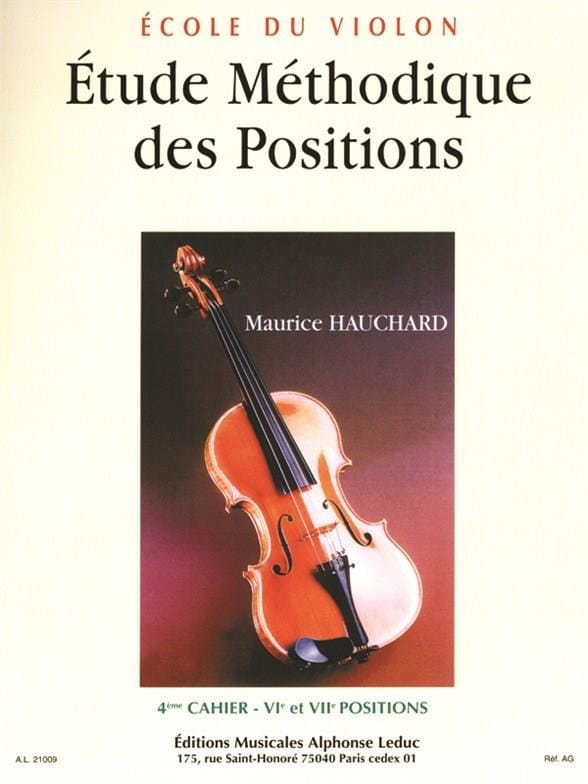 Maurice Hauchard - Study of Positions Volume 4 - Partition - di-arezzo.co.uk