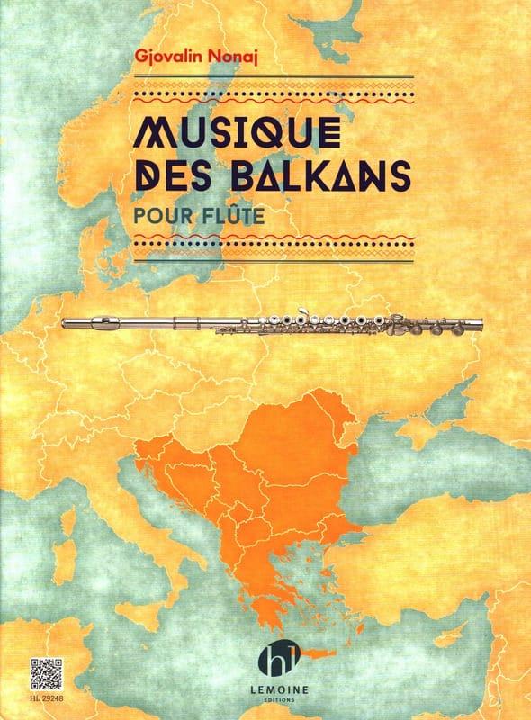 Musique des Balkans - Flûte - Gjovalin Nonaj - laflutedepan.com