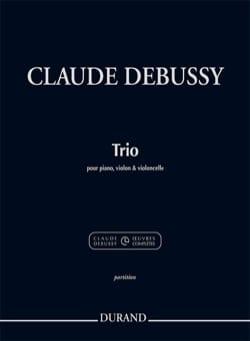 Trio pour Violon, Violoncelle et Piano - Conducteur - laflutedepan.com