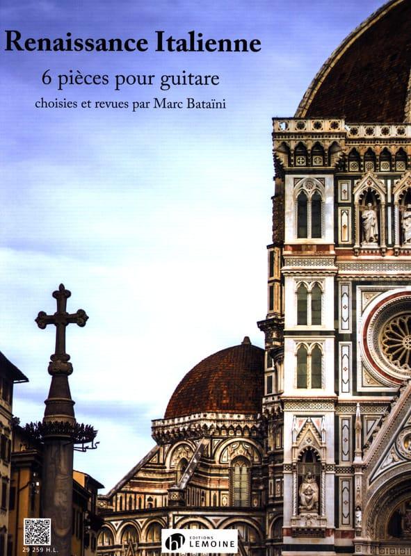 - Italian Renaissance - Guitar - Partition - di-arezzo.co.uk