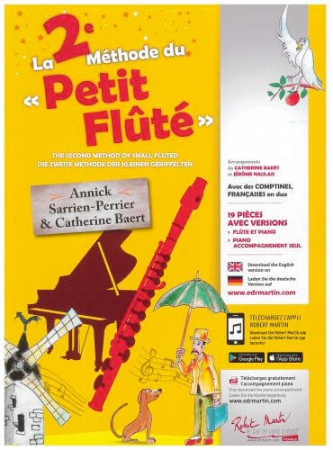 - The 2nd Method of Little Flute - Partition - di-arezzo.co.uk