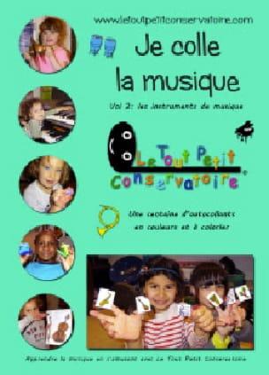 Philippe Kaczmarek - I stick the music - Volume 2: Musical Instruments - Partition - di-arezzo.com