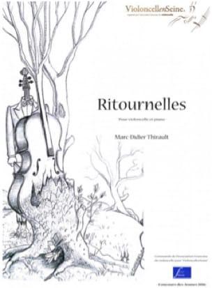 Marc-Didier Thirault - Ritournelles - Partition - di-arezzo.fr