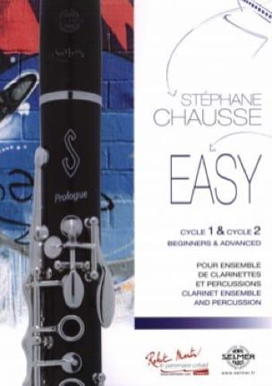 Easy - Ensemble de Clarinettes et Percussions - laflutedepan.com