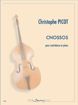 Cnossos - Christophe Picot - Partition - laflutedepan.com