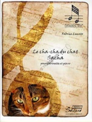 Le Cha-cha du chat Sacha - Fabrice Lucato - laflutedepan.com