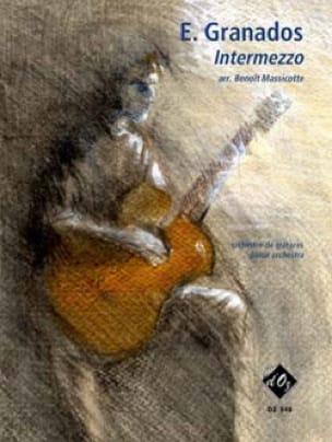 Intermezzo - Orchestre de Guitares - GRANADOS - laflutedepan.com