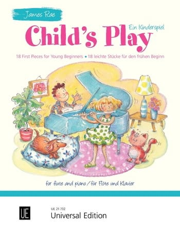 Child's Play Ein Kinderspiel - James Rae - laflutedepan.com