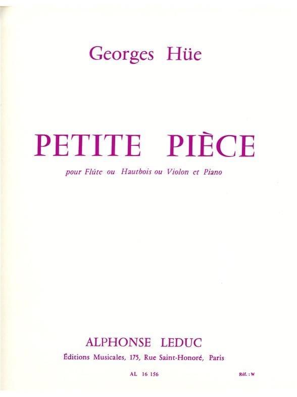 Georges Hüe - Habitación pequeña - Partition - di-arezzo.es