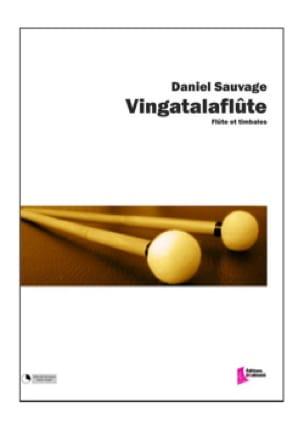 Vingatalaflûte - Daniel Sauvage - Partition - laflutedepan.com