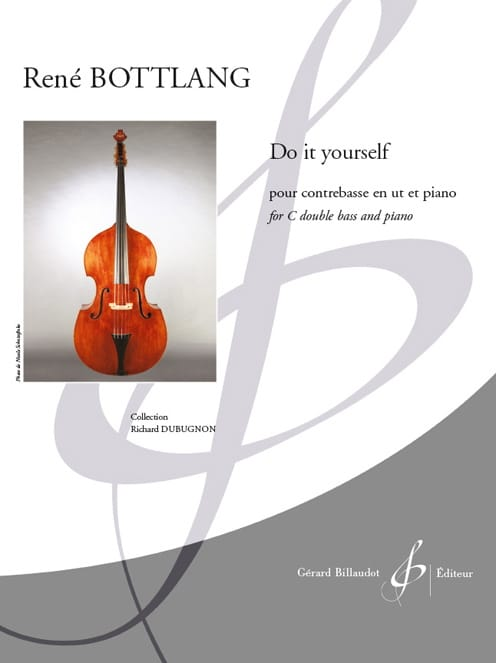 Do It Yourself - René Bottlang - Partition - laflutedepan.com
