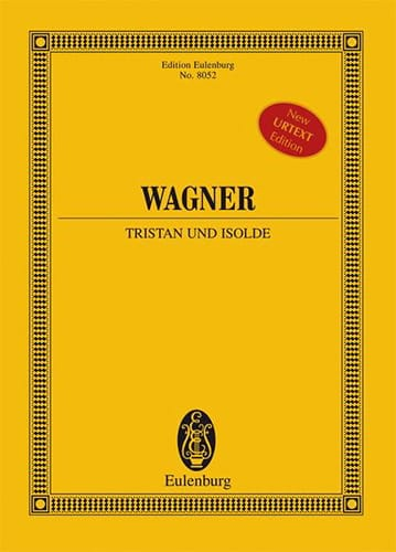Richard Wagner - Tristan Und Isolde Wwv 90 - Partition - di-arezzo.com