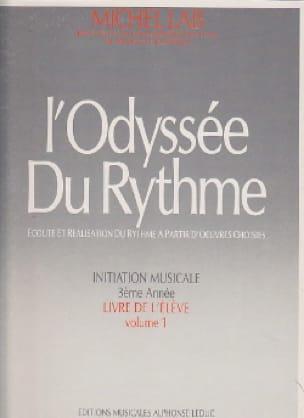 Michel Lab - The Rhythm Odyssey - Volume 1 - Student - Partition - di-arezzo.co.uk