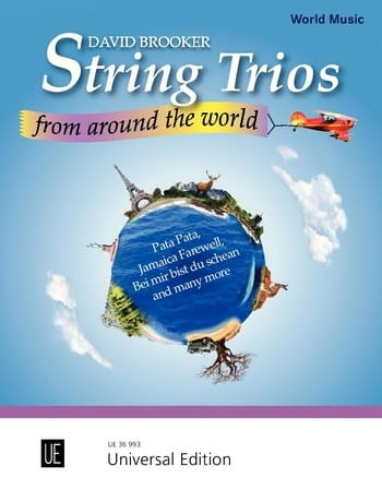 String Trios from around the world - Traditionnels - laflutedepan.com