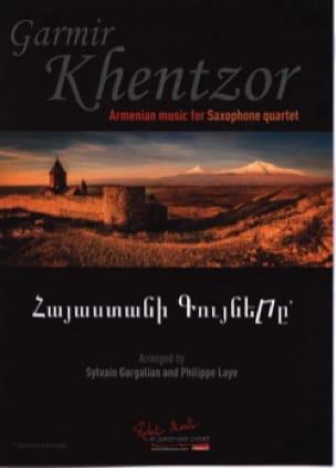 Garmir Khentzor - Traditionnel - Partition - laflutedepan.com