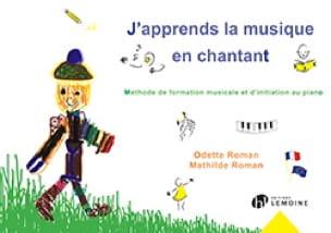 J'apprends la Musique en Chantant - laflutedepan.com