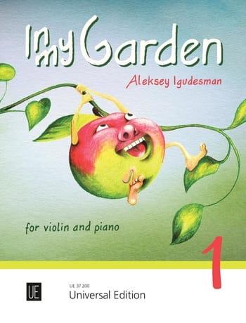In My Garden - Volume 1 - Aleksey Igudesman - laflutedepan.com