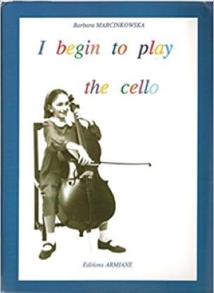 Barbara Marcinkowska - I begin to play the cello - Partition - di-arezzo.com